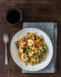 Instant Pot Shrimp Fra Diavolo(Rebecca White/Special Contributor)