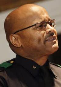 Maj. John Lawton plans to take a job with Dallas ISD police.(Staff photo)