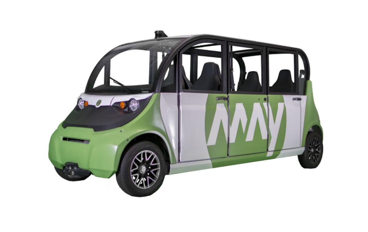 Toyota Bmw Invest 11 5 Million In Driverless Shuttle