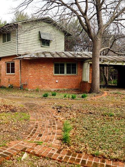 The untold tale of the amazing but doomed house that sits on 5 acres