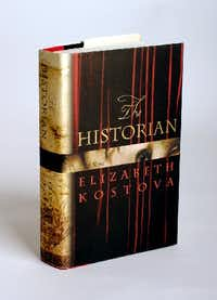 <i> The Historian</i>, by Elizabeth Kostova.  ( )