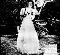 "<p><span style=""font-size: 1em; background-color: transparent;"">A 1940 image from <i>The Dallas Morning News'</i> archives of Charmayne Smith of Dallas, who was the former Miss Dallas and Miss Texas.</span></p>"