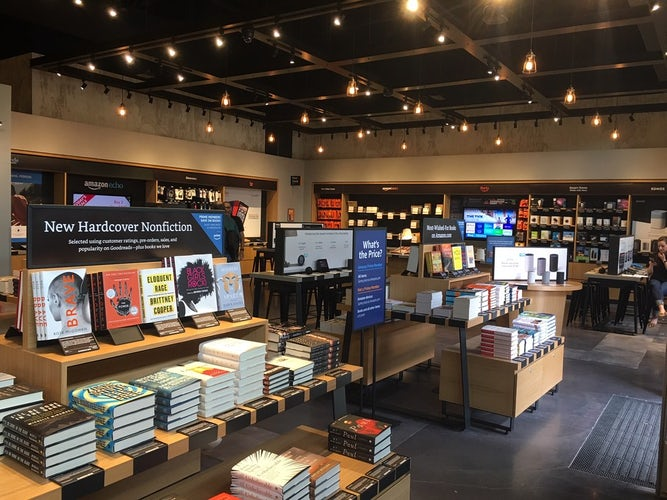 Texas' first Amazon Books store opens in Austin with better prices