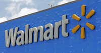 A 20-year-old man in southern Oregon filed a lawsuit Monday against Dick's Sporting Goods and Walmart after he said they refused to sell him a rifle.(Alan Diaz/AP)