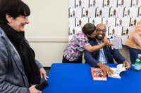 Kwame Alexander in Lafayette, La. (Edmund D. Fountain/The New York Times)