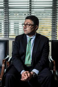 Makan Delrahim leads the Justice Department's Antitrust Division.(STEPHEN VOSS/NYT)