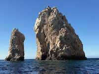 <i>El Arco</i>, or The Arch, is the iconic landmark marking the southernmost tip of the Baja California peninsula.&nbsp;(Alfredo Corchado/Staff)