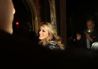 Adult-film actress Stormy Daniels, whose real name is Stephanie Clifford, used a notary in Forney to sign off on the hush-money agreement.(Joe Raedle/Getty Images)