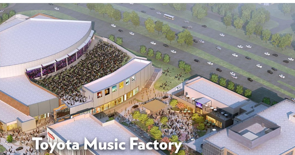 11 More Restaurants Ready To Serve Toyota Music Factory In
