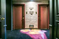 Prohibition speakeasies and a hidden tunnel network are design themes in the new Indigo Hotel.(Michael Hiller/Special Contributor)