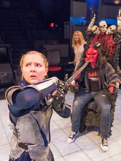 What teens can do: 'She Kills Monsters' at Theatre Three shows how