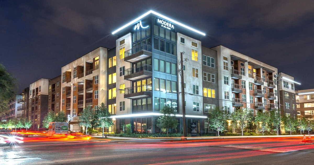 Affordable Apartments In North Dallas