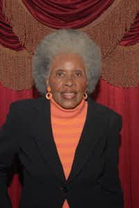 Chris Gilliam's mother, Kathlyn Gilliam, helped lead Dallas schools to desegregate.(Kathlyn Joy Gilliam Museum)