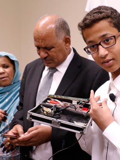 Clock boy' Ahmed Mohamed's lawsuit against Irving ISD, city