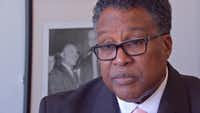 "In an interview with NBC5, Dwaine Caraway said the money he received from Slater Swartwood ""probably doesn't look too good.'' The Dallas City Council member insists he's done nothing wrong.(NBC5)"