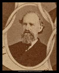 John Henry Brown(From the Legislative Reference Library of Texas)