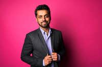 """<p><span style=""""font-size: 1em; background-color: transparent;"""">Wajahat Ali will be the keynote speaker for the Inclusive City track at the 2018 Dallas Festival of Ideas.</span></p>(Damon Dahlen/Huffington Post)"""