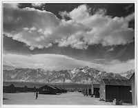"<p>This photo made by Ansel Adams is part of an exhibit at the Dallas Holocaust Museum called ""<span style=""font-size: 1em; background-color: transparent;"">Manzanar: The Wartime Photographs of Ansel Adams""</span></p>(Ansel Adams)"