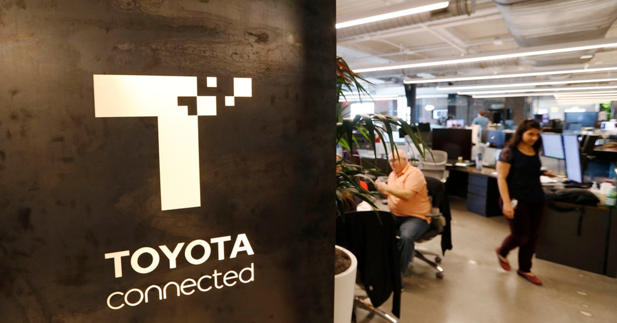 Inside Toyota Connected An Automakers Plano Based Answer To