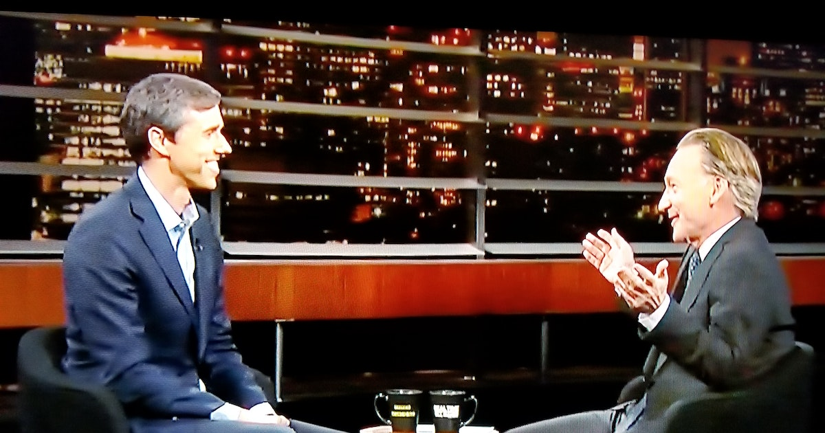 Beto O'Rourke agrees with Bill Maher: Ted Cruz is a 'giant a--hole'