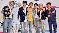 BTS members(Courtesy/Getty Images)