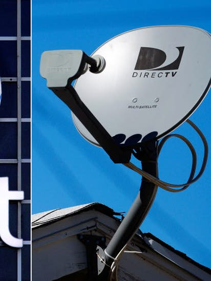 Direct Tv Cable And Internet >> At T S Shrinking Satellite And Cable Business Makes Time Warner