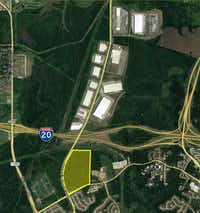 First Industrial's new shipping hub is just south of I-20.(Colliers International )