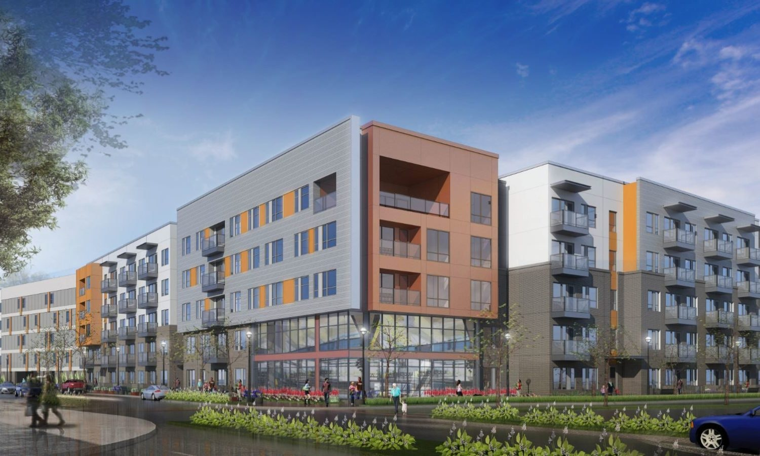 Apartments On The Way In Next Phase Of Planou0027s Legacy Central Project
