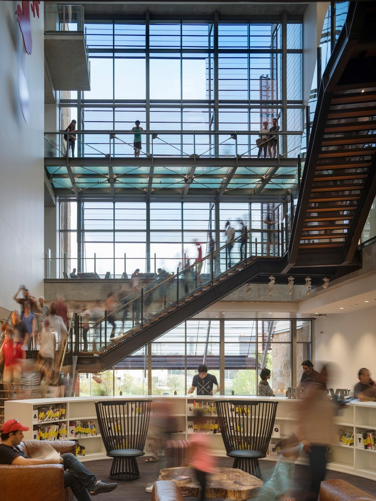 Austin Is Reinventing The Public Library, And Dallas Should Too    Architecture   Dallas News
