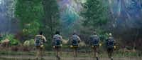 "This image released by Paramount Pictures shows a scene from ""Annihilation."" ( /AP)"