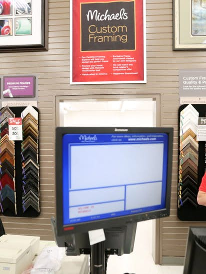 f9c6a152959 Michaels is closing its Aaron Brothers stores and rebranding its framing  departments