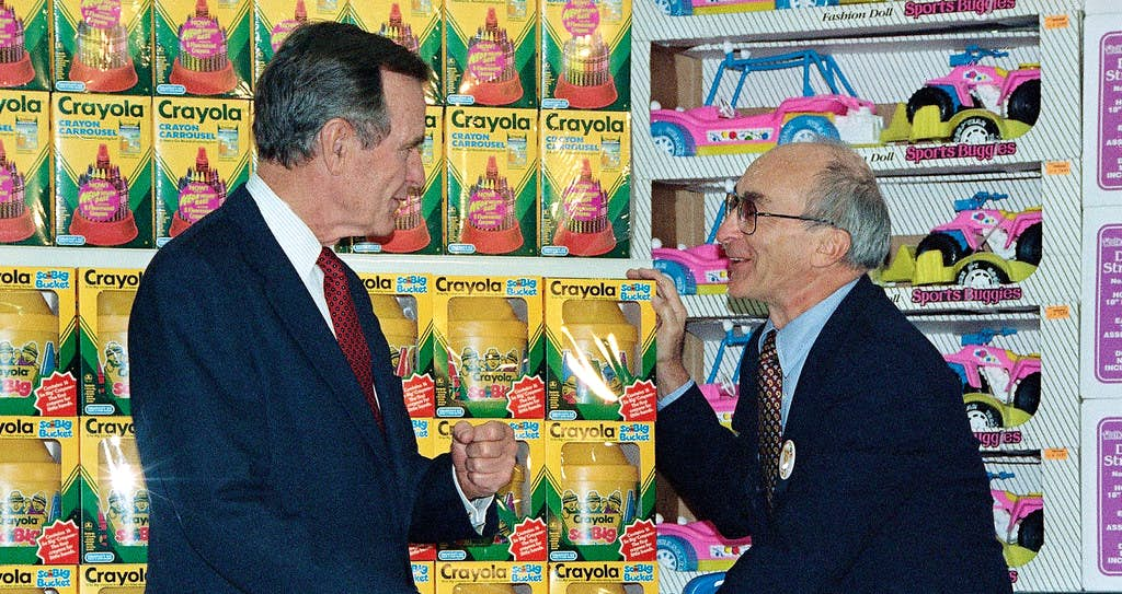Toys r us founder charles lazarus dies at 94 obituaries dallas ap spiritdancerdesigns Choice Image