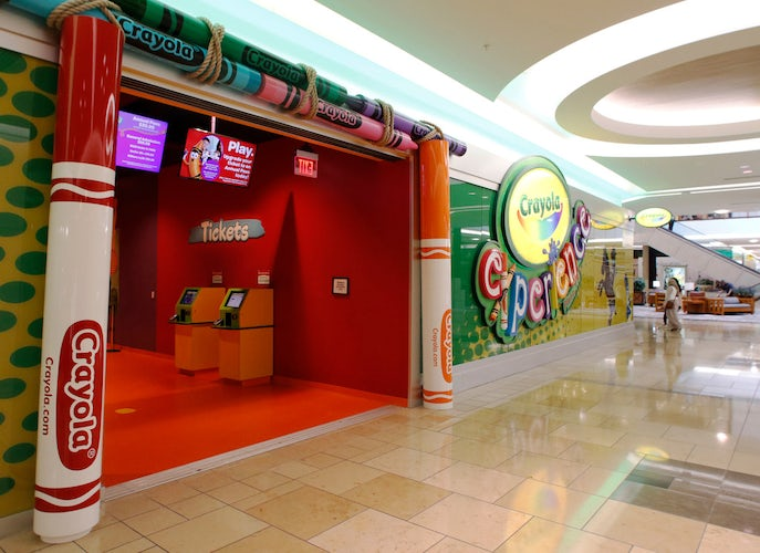 Crayola Experience is the next new thing in Plano mall\'s ...
