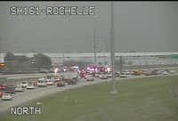 State Highway 161 and Rochelle Boulevard(TxDOT)