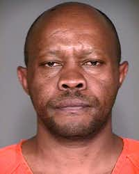 Billy Kipkorir Chemirmir, 45, is being held on suspicion of capital murder and attempted capital murder. Police say he sometimes used the alias Benjamin Koitaba.