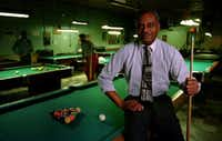 The Rev. Peter Johnson used to play pool with the Rev. Martin Luther King Jr. on road trips during the civil rights movement. According Johnson, King was an exceptional pool  player who won over many of the pool hall patrons he played  against and persuaded them to join the fight against racism. (The Dallas Morning News)