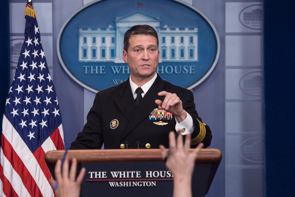 VA Secretary Shulkin fired by Trump