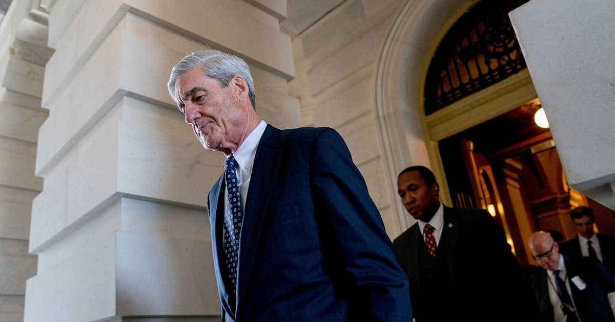 Bill to protect special counsel Mueller clears Senate panel despite Cornyn, Cruz opposition