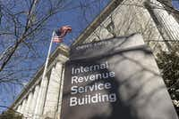 """The IRS released a list of 2018 'Dirty Dozen"""" tax scams, some foisted by unethical tax preparers, but others committed by taxpayers.(Susan Walsh/The Associated Press)"""