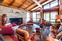 Broseco Ranch has a 6,600-square-foot lodge.(Chris Collis/Icon Global)