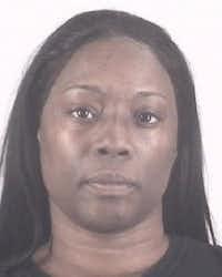 Crystal Mason(Tarrant County Jail)