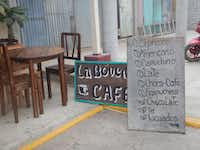 """<p>Coffee lovers have options aplenty in Pluma Hidalgo,&nbsp;<span style=""""font-size: 1em; background-color: transparent;"""">a colorful Oaxacan village surrounded by a dozen coffee plantations.</span></p>(Diana Lambdin Meyer/Special Contributor)"""