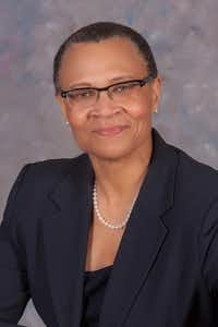 Angela Felecia Epps, new Dean for the UNT Dallas College of Law.  ​Epps is former dean and professor of law at Florida A&M University College of Law(submitted/UNT Dallas College of Law)