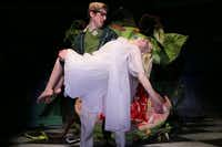 <p>Little Shop of Horrors, presented by Forney High School in Forney, was one of the eight nominees for Best Musical in the seventh annual Dallas Summer Musicals High School Musical Theatre Awards.</p>(<p><br></p>/<p>Forney High School<br></p>)