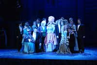 <i>Les Miserables</i>, presented by J.J. Pearce High School in Richardson, was one of the eight nominees for Best Musical in the seventh annual Dallas Summer Musicals High School Musical Theatre Awards.(&nbsp;J.J. Pearce High School)