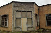 More than a decade ago the trust fund put $30,000 into the redo of the historic Bama Pie building, which still looks like this.
