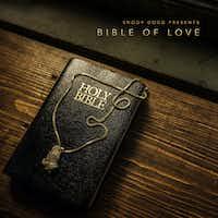 "The cover art from Snoop Dogg's Gospel album, ""Bible of Love.""(AP)"