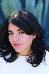 Author  Carina Chocano&nbsp;(Houghton Mifflin Harcourt/<p></p><p>Titia Vermeer</p>)