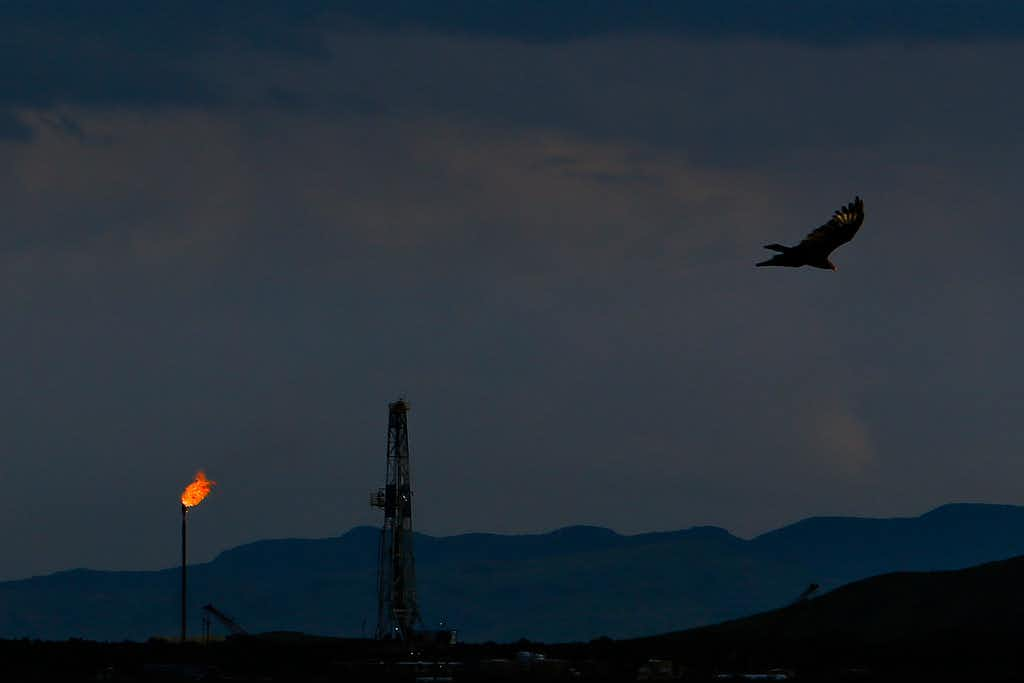 Oil And Gas Producers In West Texas Are Putting