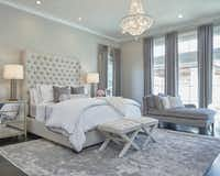 Don't settle for too-small nightstands. Instead, consider chests or dressers for better balance, says Emily Sheehan Hewett of A Well Dressed Home.(A Well Dressed Home)